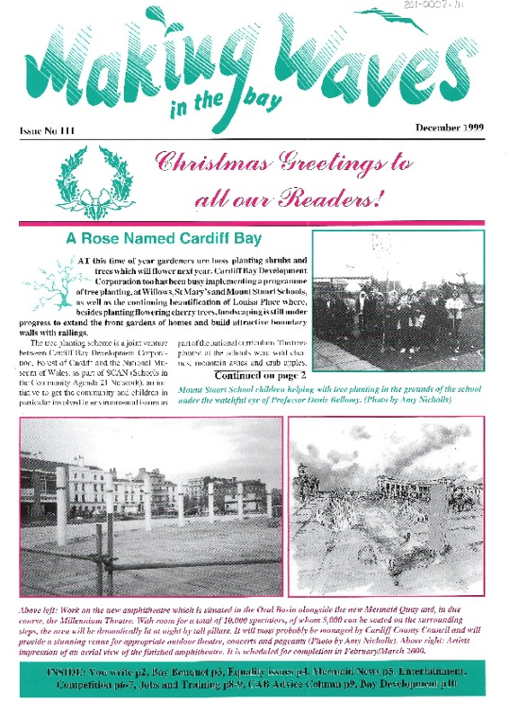 Making Waves in the Bay  Issue No 111