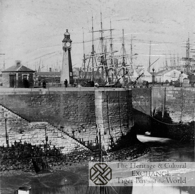 Photo of West Dock Entrance