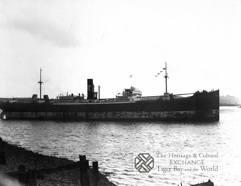 Photo of SS Umberleigh