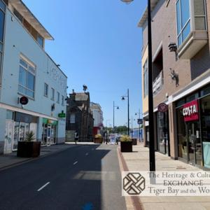 Photo of Stuart Street (part of Mermaid Quay)
