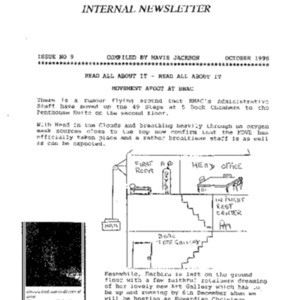 BHAC Internal Newsletter No 9