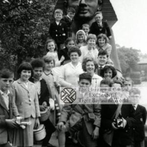Eleanor Street School trip photo