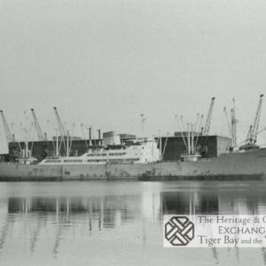Photo of MV Cirrus