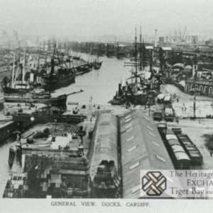 Photo of West Bute Dock