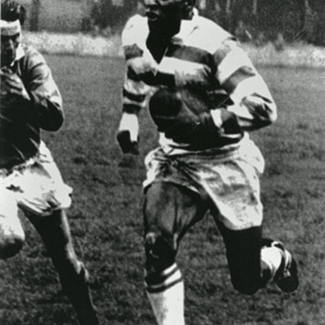 Johnny Freeman rugby action photo