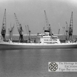 Photo of MV Arcadian