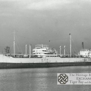 Photo of MV Alva Star