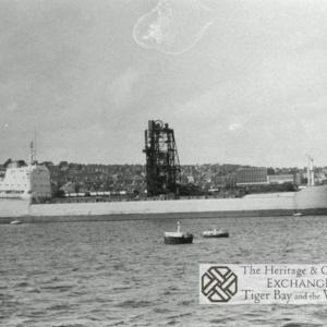 Photo of MV Carmencita