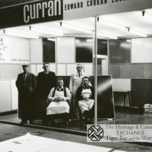 5 Men at Curran factory
