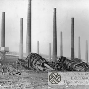 Photo of Demolition of East Moors Steelworks (4)