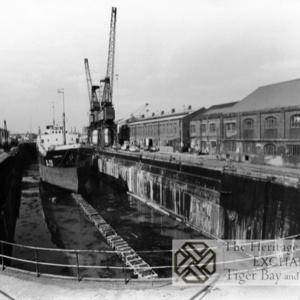 Photo of MV Ouraniotoxo in Dry Dock