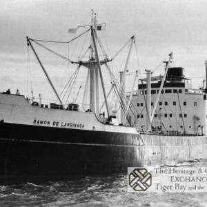 photo of MV Ramon de Larrinaga