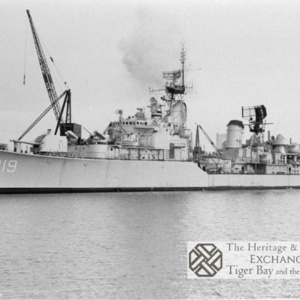 Photo of HNLMS Amsterdam (D819)