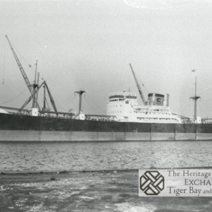 Photo of MV New Westminster City